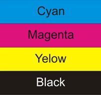 مدل رنگ CMYK چیست؟
